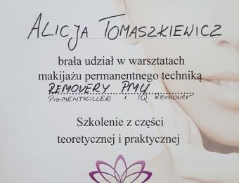 Dyplomy - Alicja Tomaszkiewicz (1)