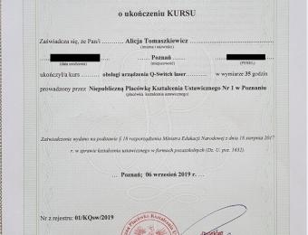 Dyplomy - Alicja Tomaszkiewicz (2)